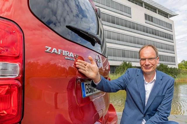 De l'électricité dans l'air : l'Opel Zafira-e Life tout électrique en vente à partir de 51 500 euros bonus environnemental déduit Opel-Zafira-e-512733