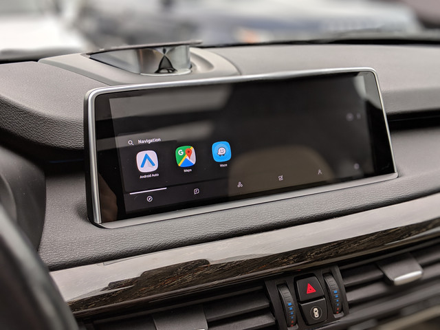 Android Auto, Waze and more: aftermarket screen with Android