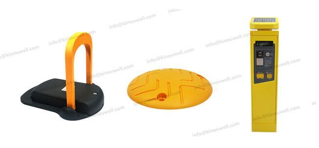 Guangzhou KinouWell Technology Co., Ltd Announces Parking Lot Sensor & Parking Reservation Lock For Modern Parking Lots