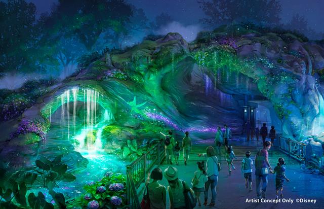 "[Tokyo DisneySea] Fantasy Springs : nouveau Port ""Reine des Neiges/Raiponce/Peter Pan"" (2022) - Page 5 FS5"