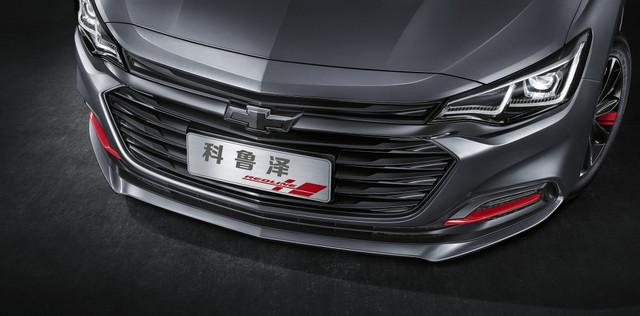 2019 - [Chevrolet] Monza (Chine) Chevrolet-monza-redline