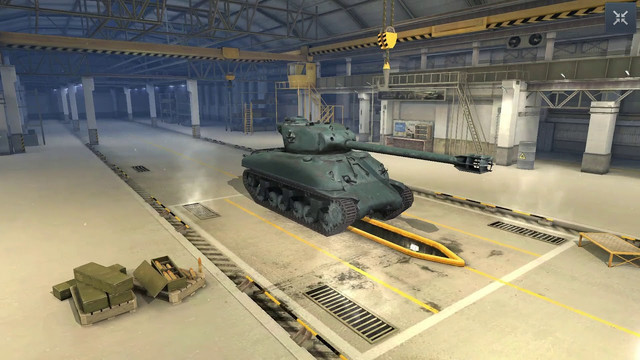 Премиум танк  World of Tanks Blitz