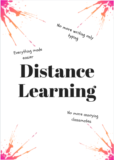 Distance-Learning-poster