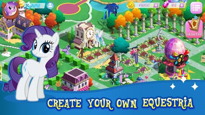 My Little Pony: Magic Princess (MOD, Unlimited Money/Gems)