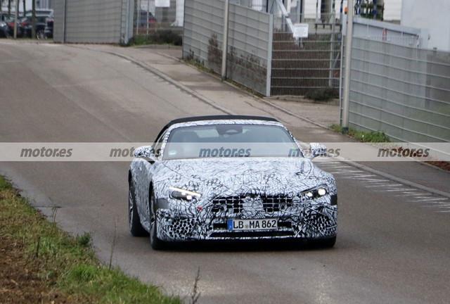 2021 - [Mercedes] SL [R232] - Page 5 38-CC4949-4-A51-4-AF1-BFB0-66-D509360611
