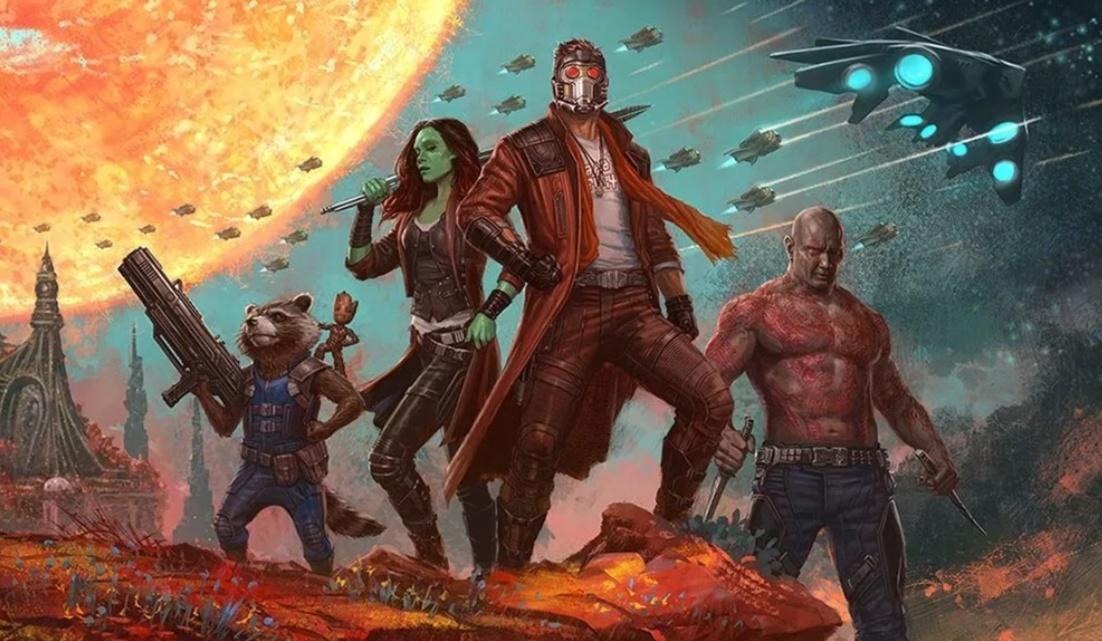 """""""Стражи Галактики 3"""" покажут новые миры и новых космических существ"""