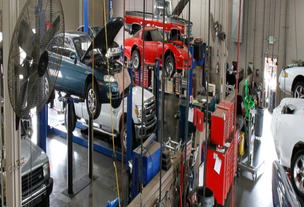 Step-by-step Notes on Complete Auto Repair Services In Step by Step Order