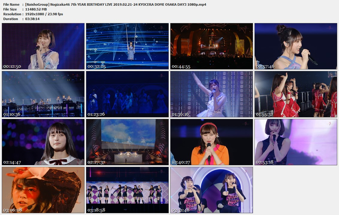 Naisho-Group-Nogizaka46-7th-YEAR-BIRTHDAY-LIVE-2019-02-21-24-KYOCERA-DOME-OSAKA-DAY3-1080p-mp4