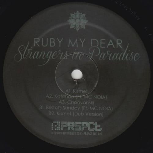 Download Ruby My Dear - Strangers In Paradise mp3