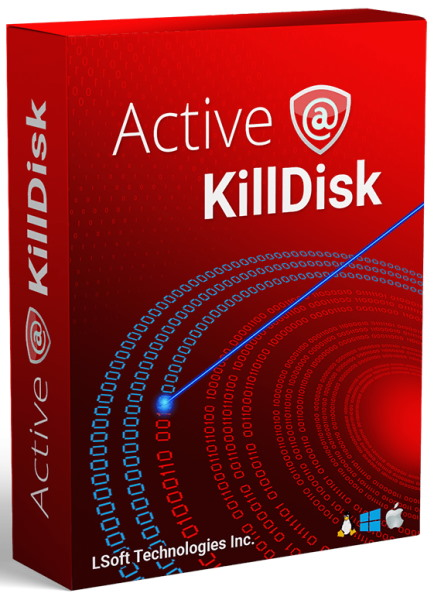 Active KillDisk Ultimate 14.0.19 + WinPE
