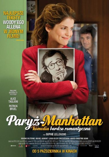 Paryż - Manhattan / Paris Manhattan (2012)