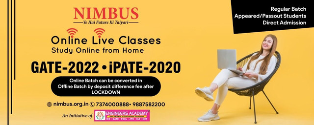 Online Classes for GATE Preparation