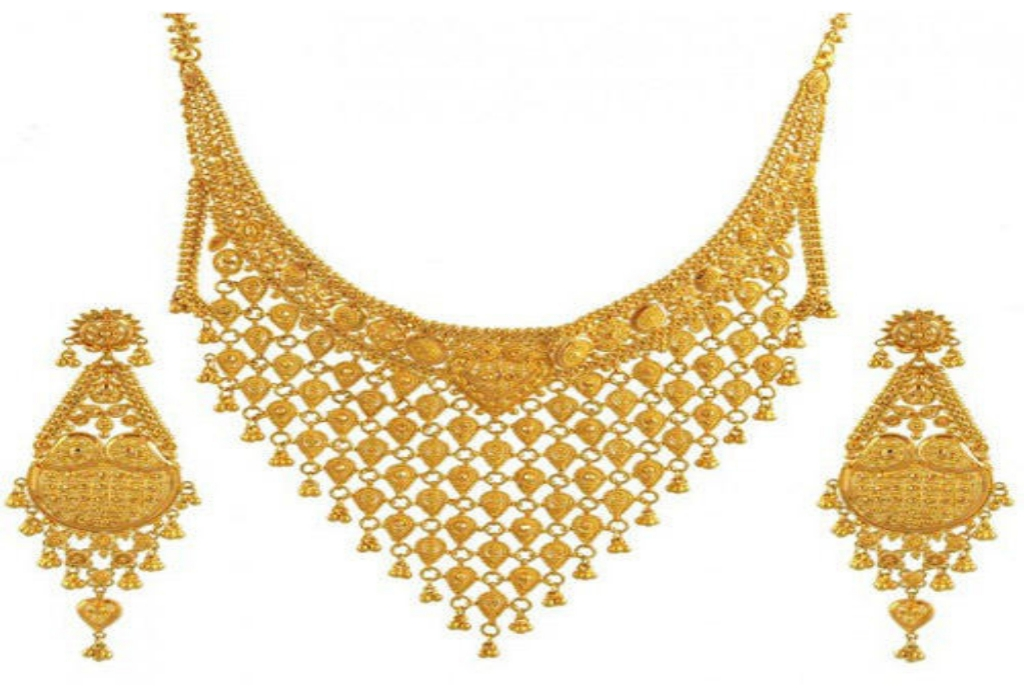Wear Gold Necklace