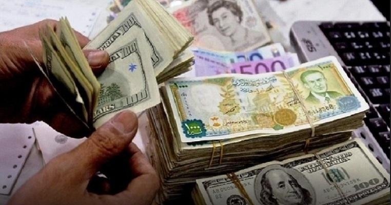"""""""إليكم"""" سعر الدولار في سوريا اليوم الأحد 5/7/2020 في البنك المركزي والأسواق السوداء"""