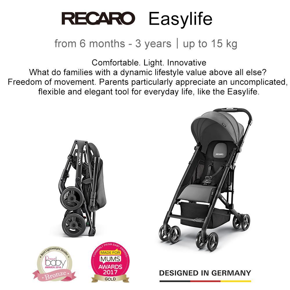 RECARO-STROLLER-EASYLIFE-Product-Information-1