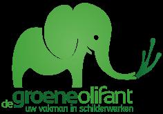 Logo Schildersbedrijf De Groene Olifant