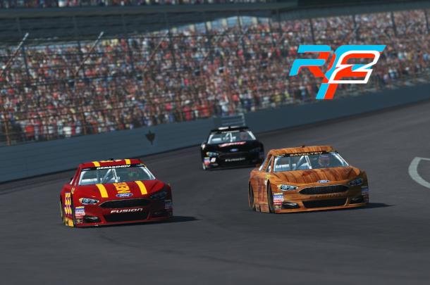 VRC NASCAR 2021 - Round 1 - Indianapolis