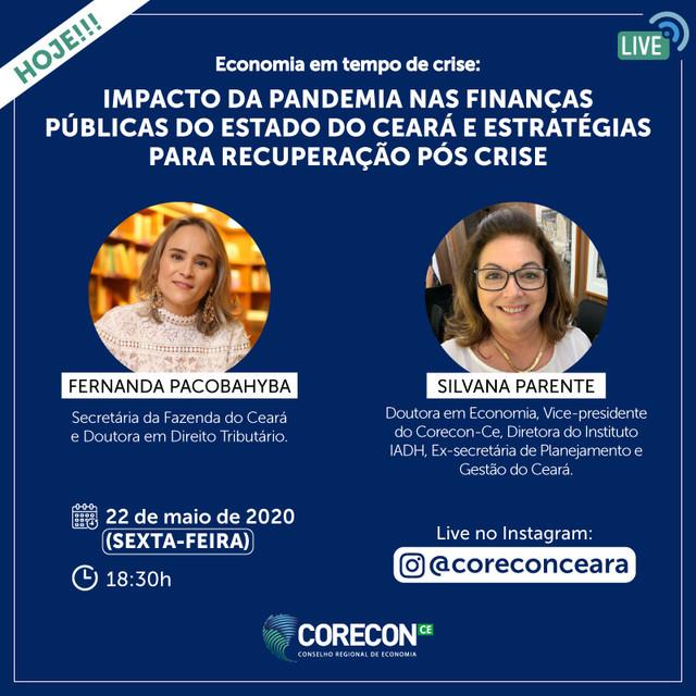 LIVE-Fernanda-Silvana-Hoje