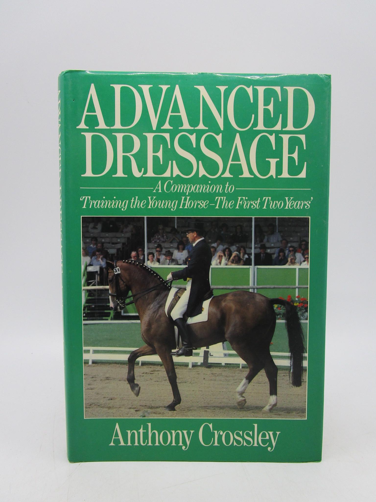Image for Advanced Dressage