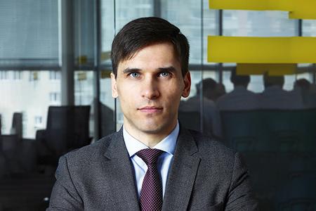 Александр Бунин, Банк Зенит