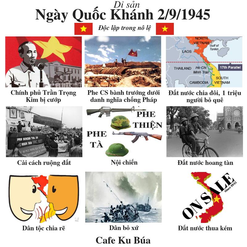 ĐỘC LẬP TRONG NÔ LỆ – DI SẢN NGÀY QUỐC KHÁNH 2/9/1945