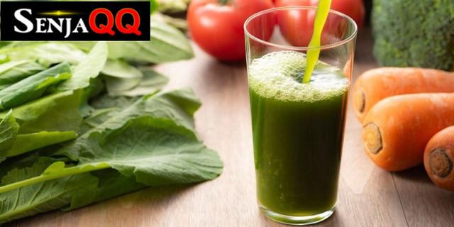 Pilihan Jus Sayur yang Baik untukTubuh Dan Kesehatan