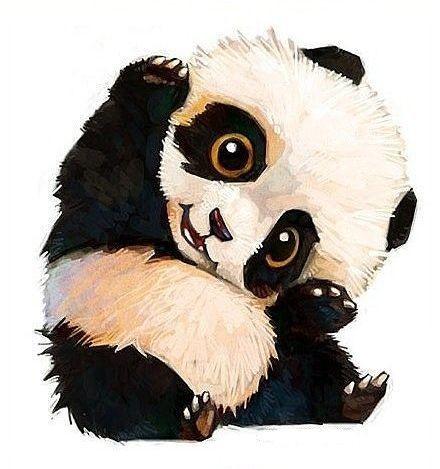 panda kawaii pantoufle mignon royaume panda