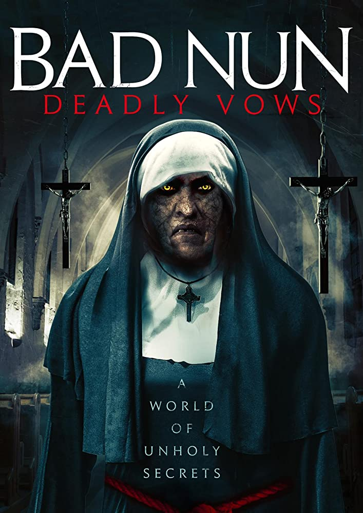 Bad Nun: Deadly Vows 2020 English 720p HDRip 800MB | 300MB Download