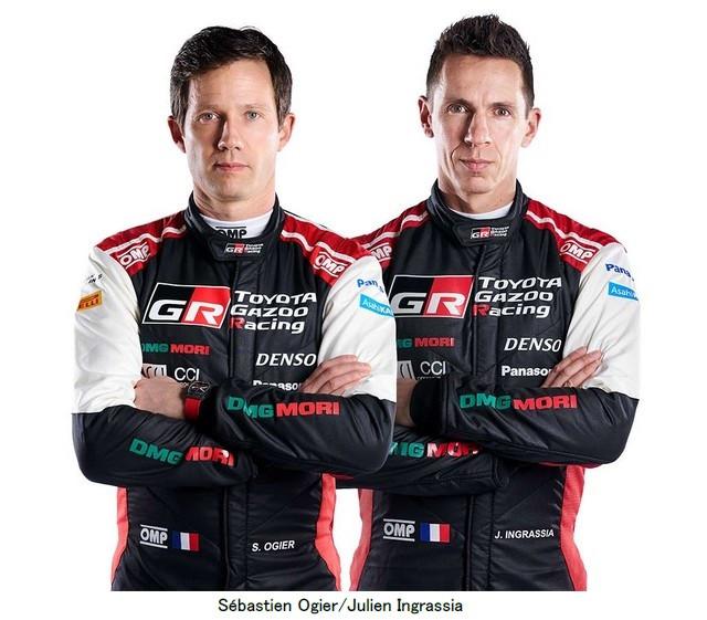 Rallye de Croatie : un nouveau défi pour la Toyota Yaris WRC Sebastien-Ogier-Julien-Ingrassia-210416