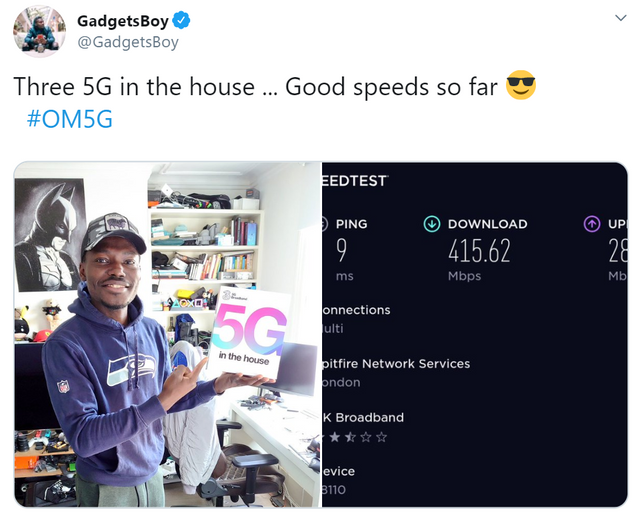 gadgetsboy-5g-three-home-broadband-test-download-speeds