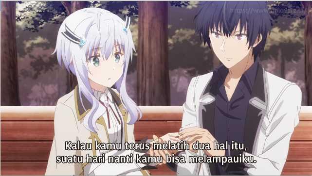 Maou Gakuin no Futekigousha Episode 6 Subtitle Indonesia