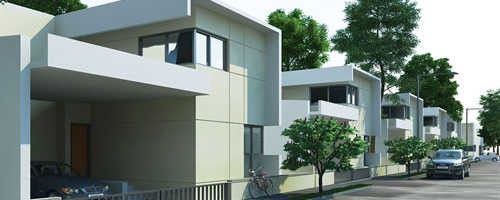 Buy Most Appealing Villas in Sark Two in Telangana