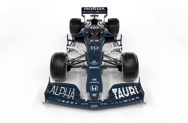 F1 2021 : La Scuderia AlphaTauri a présenté sa nouvelle Formule 1, baptisée AT02 At02-gallery9-scuderia-alphatauri