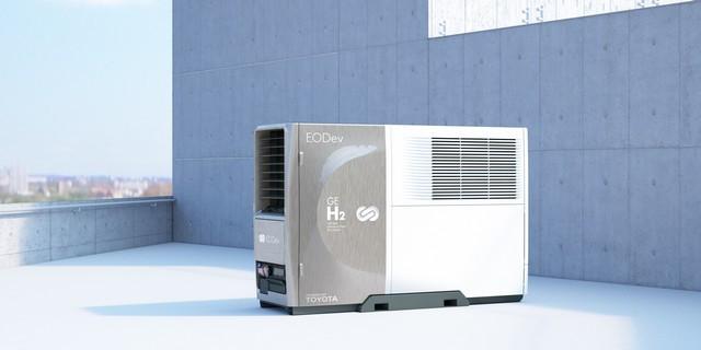 Toyota Motor Europe investit dans la start-up EODev pour promouvoir les solutions hydrogène Eodev-rexgeh2-geh2