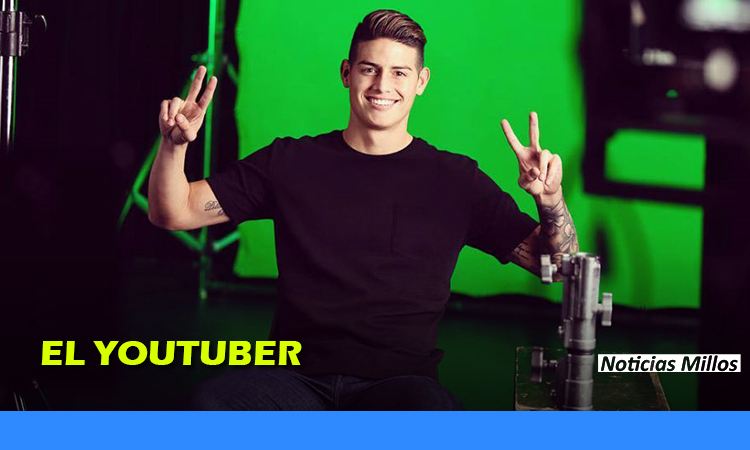 James Rodriguez youtube