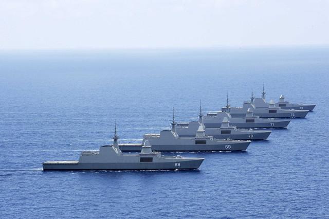 Fragatas-Formidable-de-Singapur-RIMPAC-2020