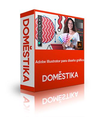 Adobe Illustrator para diseño gráfico