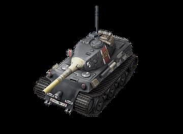 Премиум танк Nameless World of Tanks Blitz