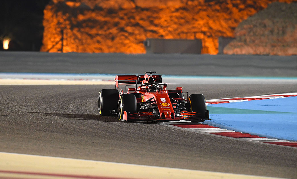 Rojadirecta Ferrari Streaming LIve GP Bahrain F1 Diretta TV.