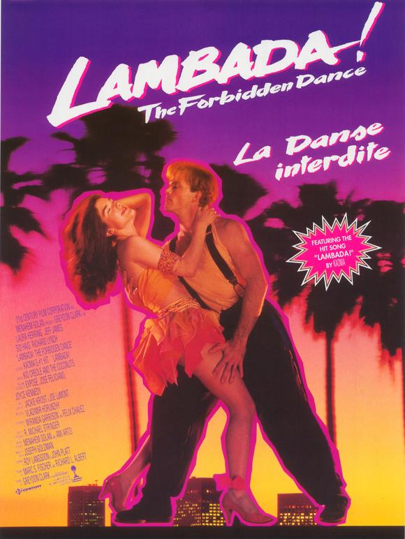 18+ The Forbidden Dance 1990 English 720p HDRip 900MB | 300MB Download