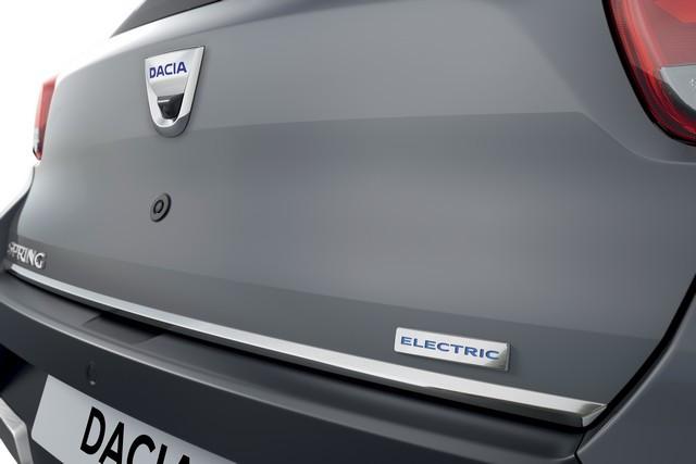 Nouvelle Dacia Spring Electric : La Révolution Électrique De Dacia 2020-Dacia-SPRING-21