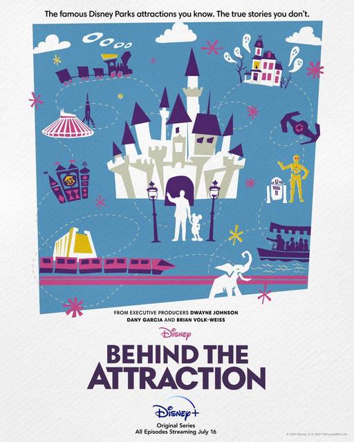 Les Coulisses des Attractions [Disney - 2021] 41
