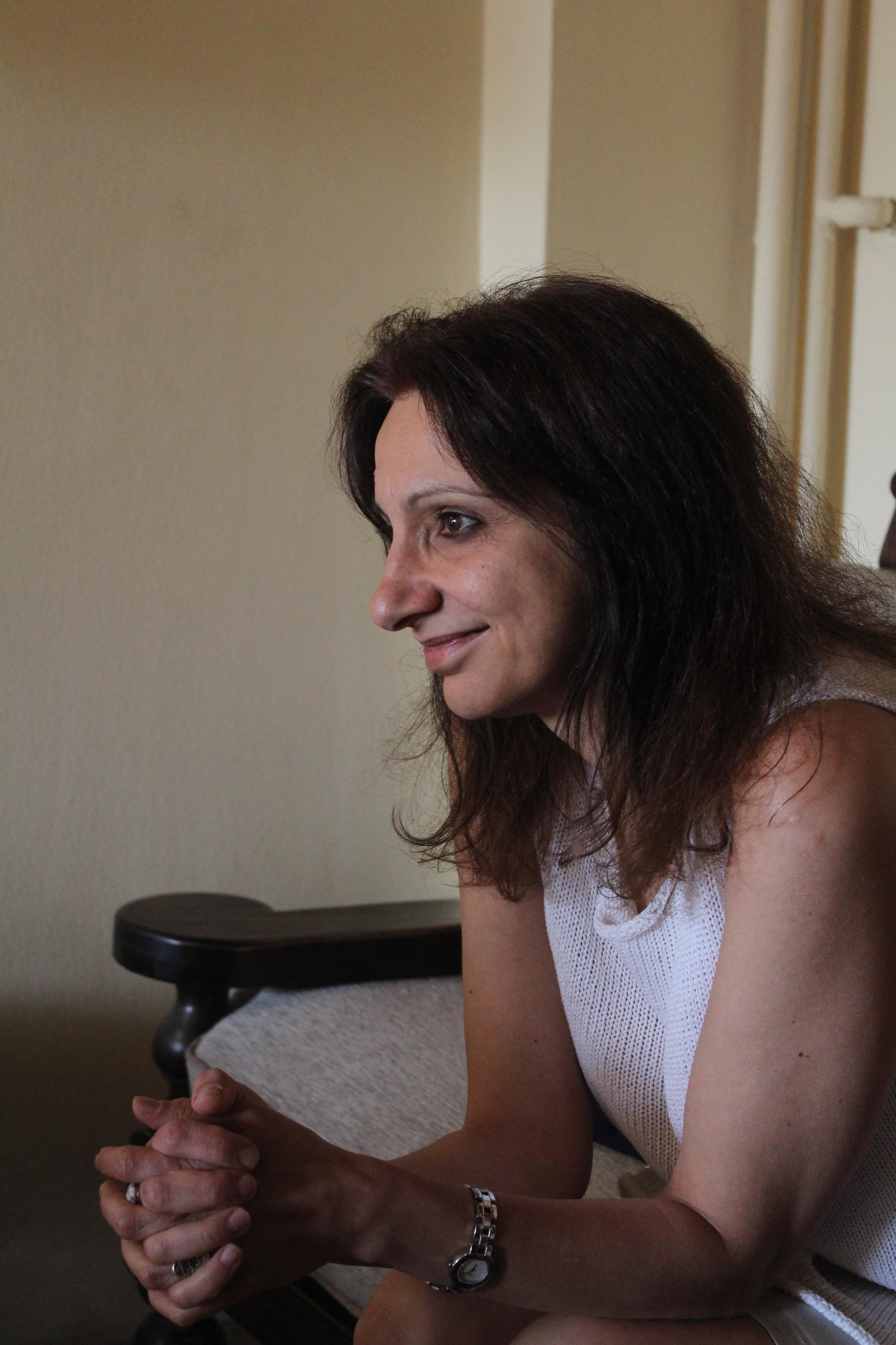 Άννα-Μαρία Μπότσαρη