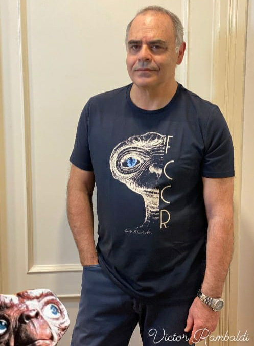 Professor Victor Rambaldi