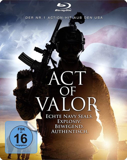 Act of Valor 2012 Hindi Dual Audio 400MB BluRay ESub