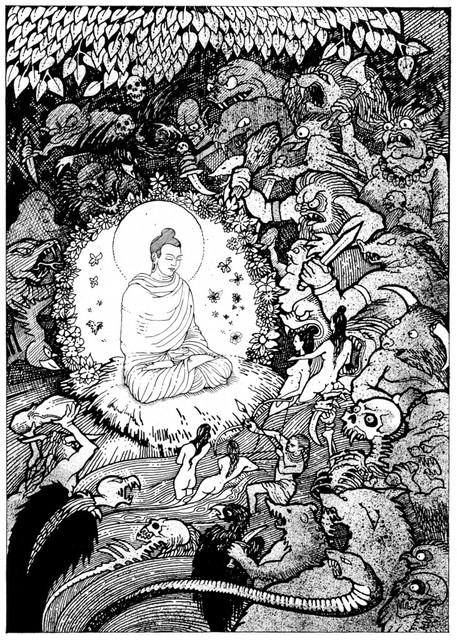 Buda e Mara