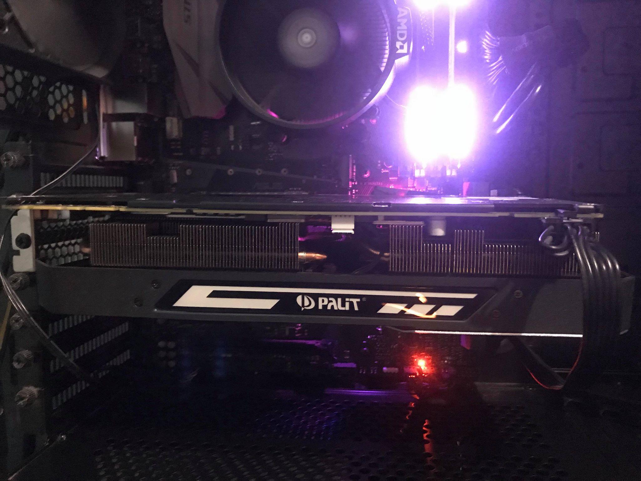 TipidPC com - [SOLD] Palit GTX 1070 Super Jetstream (T> MSI