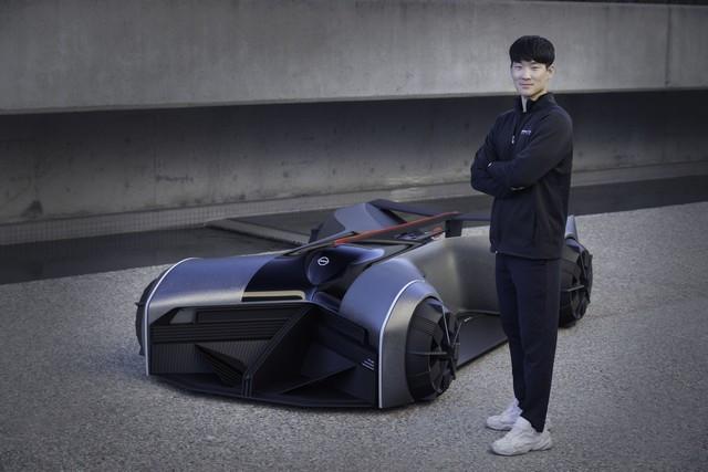 Nissan « GT-R(X) 2050 » : Le Projet D'un Stagiaire Devient Réalité Nis-GTR-2050-07-source