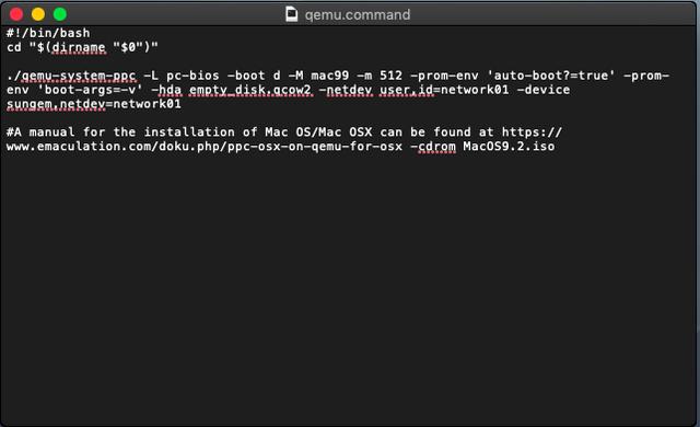 E-Maculation • Qemu-OSX-3 1pre-screamer-30102018 boot issue