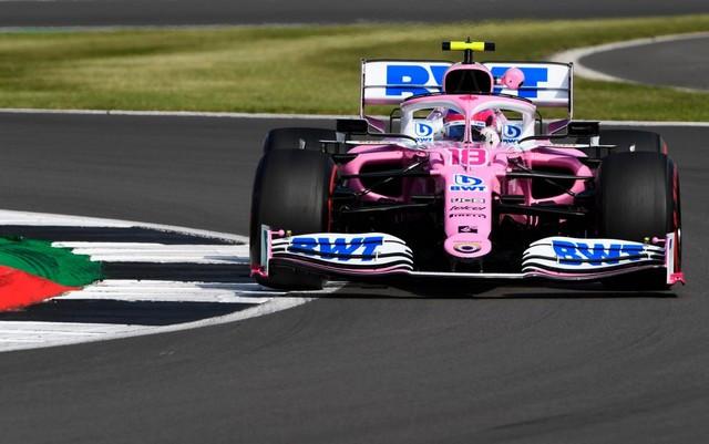 F1 GP de Grande-Bretagne 2020 (éssais libres -1 -2 - 3 - Qualifications) Lance-Stroll